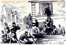 Photo de l'Almanach d'événement météo du 30/3/1876