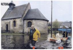 Photo de l'Almanach d'événement météo du 11/5/2001