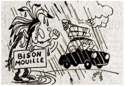 Photo de l'Almanach d'événement météo du 27/7/1977