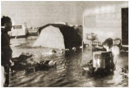 Photo de l'Almanach d'événement météo du 6/8/1985