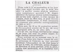 Photo de l'Almanach d'événement météo du 15/9/1919