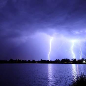 Orages parfois forts et coup de galerne dans l'Ouest la nuit prochaine