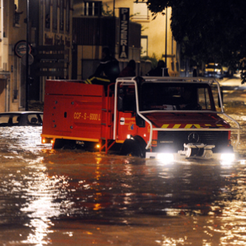 Inondations à Nancy dans la nuit du 21 au 22 mai 2012